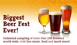 The Great International Beer Festival