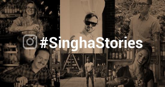#SinghaStories
