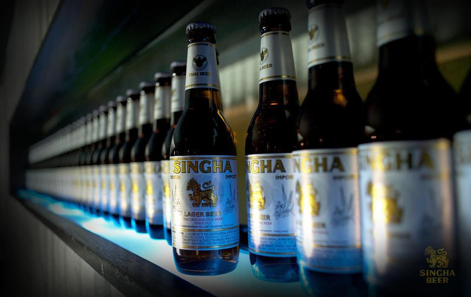 FIRST POST SINGHA BOTTLES