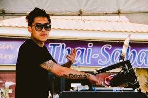 Songkran DJ MINT