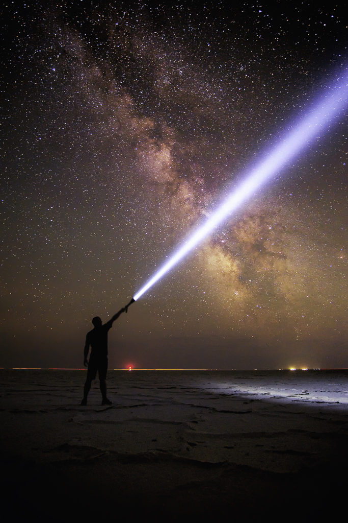 Dustin Seidl Milky Way Jedi Battle