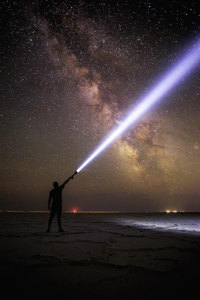 Dustin Seidl Milky Way Jedi Battle